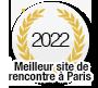 élu meilleur de site de rencontre à Paris en 2014