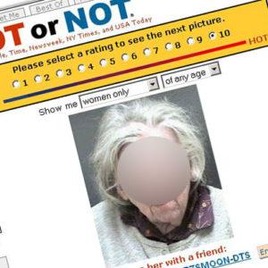 site notation photo de profil - notornot