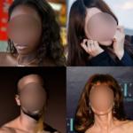 type de femme : black, asiatique, cougar, homme gay