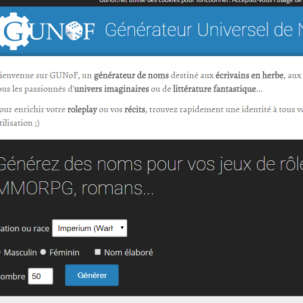 Exemple pseudo original site de rencontre