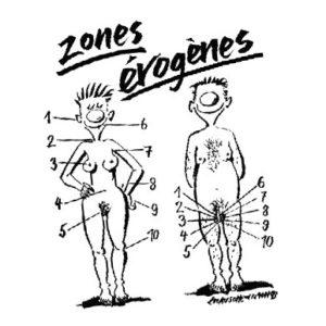 Les hommes sont très centré sur leur pénis, pensez aux seins, fesse, cou, lèvre, entre cuisse ...
