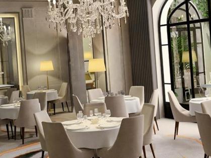 Restaurant la table du lancaster pour amener votre maitresse plan cul paris - La table du lancaster paris ...