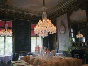 restaurant le cristal room a Paris