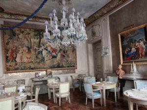 restaurant paris le 1728 pour les amoureux