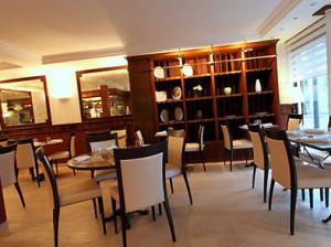 restaurant romantique la table de Botzaris
