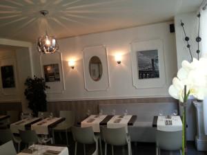 restaurant romantique paris Il Grap pour plan cul