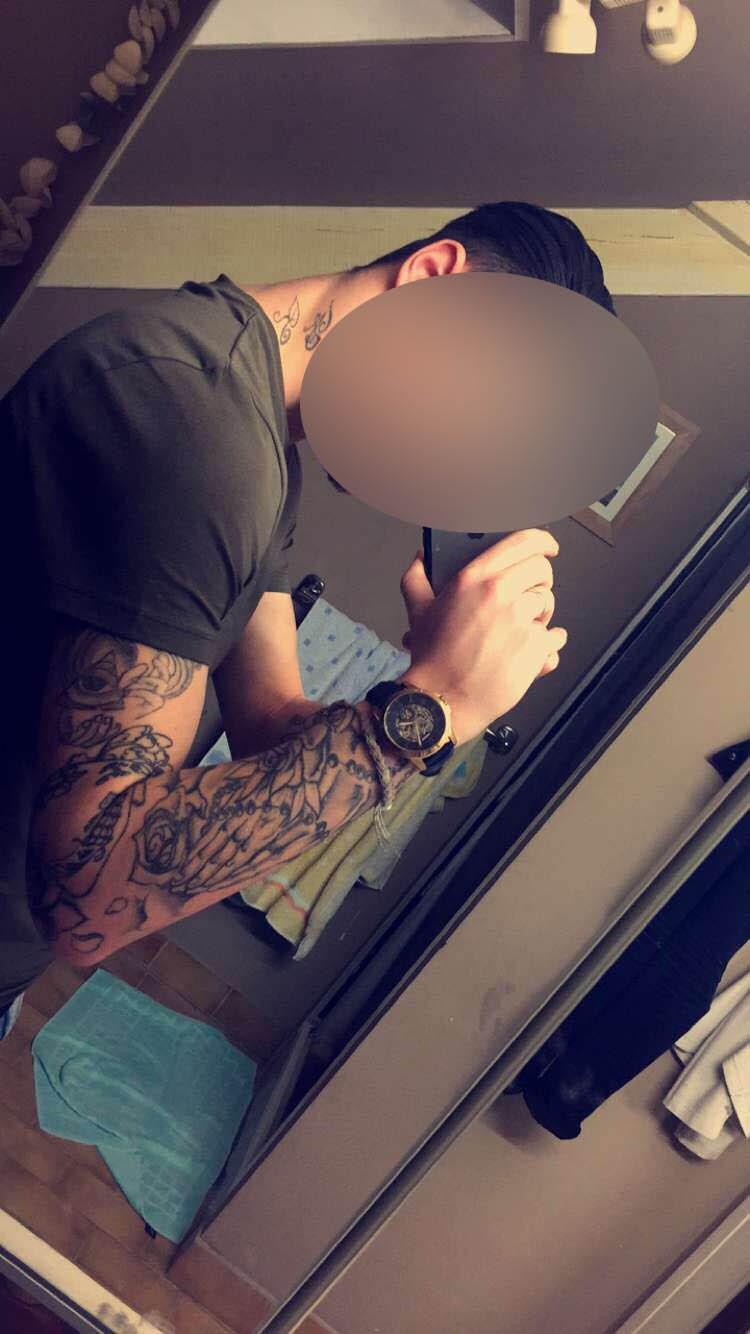 rencontre femme tatoue