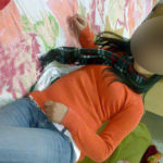 femme asiatique a Chatenay Malabry