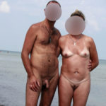 couple libertin de Plessis