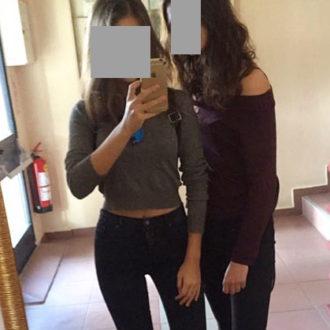 couple lesbienne dominatrice et soumise de Saint Germain en Laye
