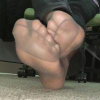 pied sexy de femme pour homme fetichiste d Boulogne
